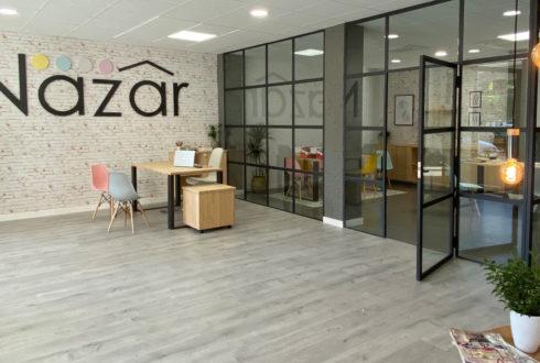 Rehabilitación oficina Nazar